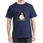 Support Our Troops Penguin Dark T-Shirt