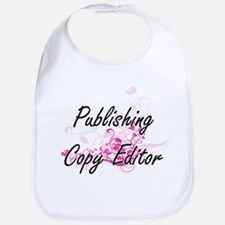 Publishing Copy Editor Artistic Job Design wit Bib