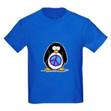 Peace Penguin T