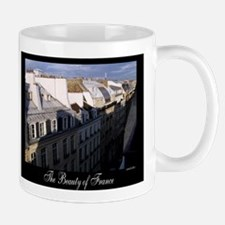The Rooftops of Paris Mug