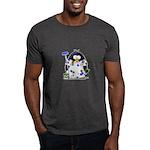 Painter Penguin Dark T-Shirt