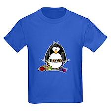 Knitting Penguin T