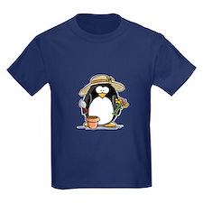 Gardening Penguin T