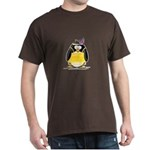 Flapper Penguin Dark T-Shirt