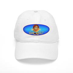 ASL Girl - Baseball Cap
