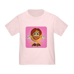 ASL Girl - Toddler T-Shirt