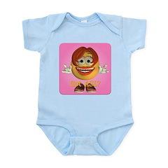 ASL Girl - Infant Bodysuit