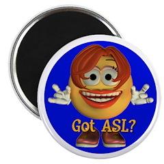ASL Girl - 2.25