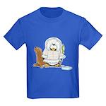 Eskimo Penguin Kids Dark T-Shirt