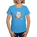 Eskimo Penguin Women's Dark T-Shirt