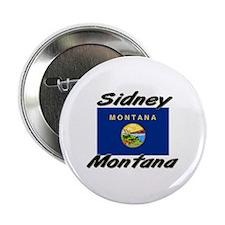Sidney Montana Button
