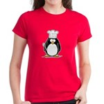 Chef Penguin Women's Dark T-Shirt