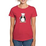 Chef Penguin Women's Dark T-Shirt