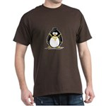 Bling Penguin Dark T-Shirt