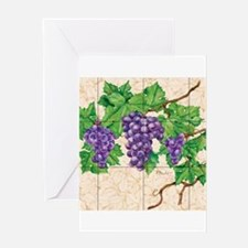 Best Seller Grape Greeting Cards