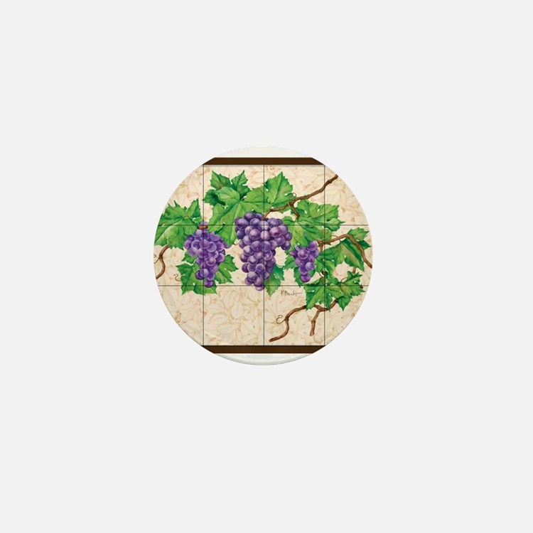 Best Seller Grape Mini Button (10 pack)