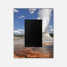 YELLOWSTONE CASTLE GEYSER Picture Frame