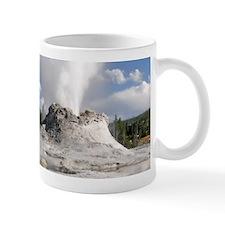 YELLOWSTONE CASTLE GEYSER Mug