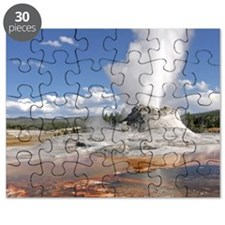 YELLOWSTONE CASTLE GEYSER Puzzle