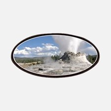 YELLOWSTONE CASTLE GEYSER Patch