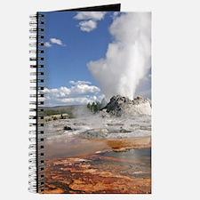 YELLOWSTONE CASTLE GEYSER Journal
