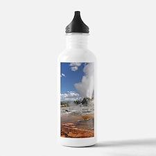 YELLOWSTONE CASTLE GEY Water Bottle