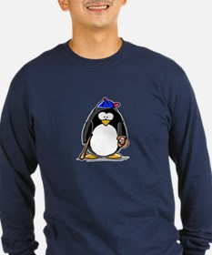 Baseball Penguin T