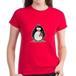 Autism Penguin Women's Dark T-Shirt