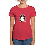 Autism Penguin Women's Dark T-Shirt