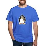 Autism Penguin Dark T-Shirt