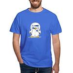 Astronaut Penguin Dark T-Shirt