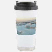 TRAVERTINE POOLS Stainless Steel Travel Mug