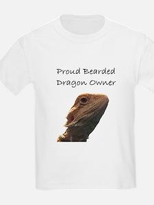 Bearded Dragon Owner T-Shirt