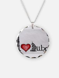 I love Dubai Necklace