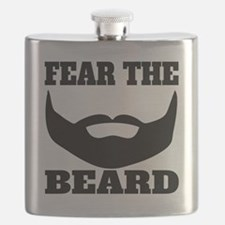Fear The Beard Flask