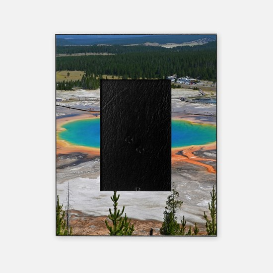 GRAND PRISMATIC SPRING Picture Frame