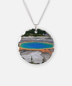 GRAND PRISMATIC SPRING Necklace