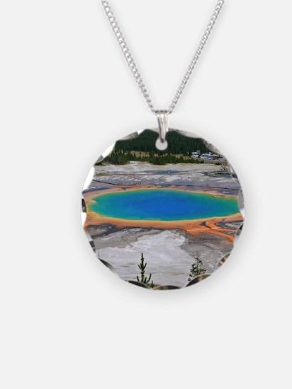 GRAND PRISMATIC SPRING Necklace