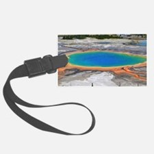 GRAND PRISMATIC SPRING Luggage Tag