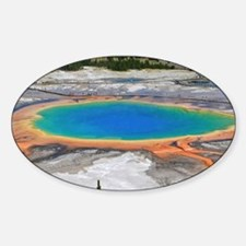 GRAND PRISMATIC SPRING Decal