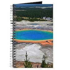 GRAND PRISMATIC SPRING Journal
