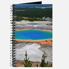 GRAND PRISMATIC SPRING Journal