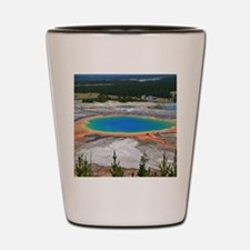 GRAND PRISMATIC SPRING Shot Glass