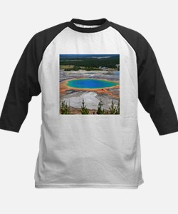 GRAND PRISMATIC SPRING Baseball Jersey