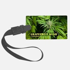 Cute Weed joint Luggage Tag