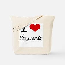 I love Vanguards Tote Bag