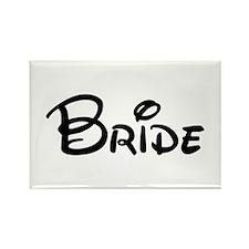 CBB Bride's Rectangle Magnet