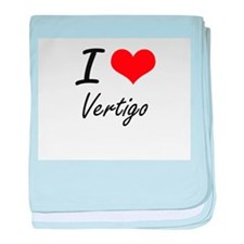 I love Vertigo baby blanket