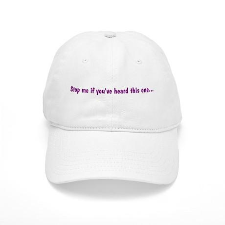 Stop Me... Cap