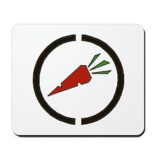 Camberwell Carrot Mousepad